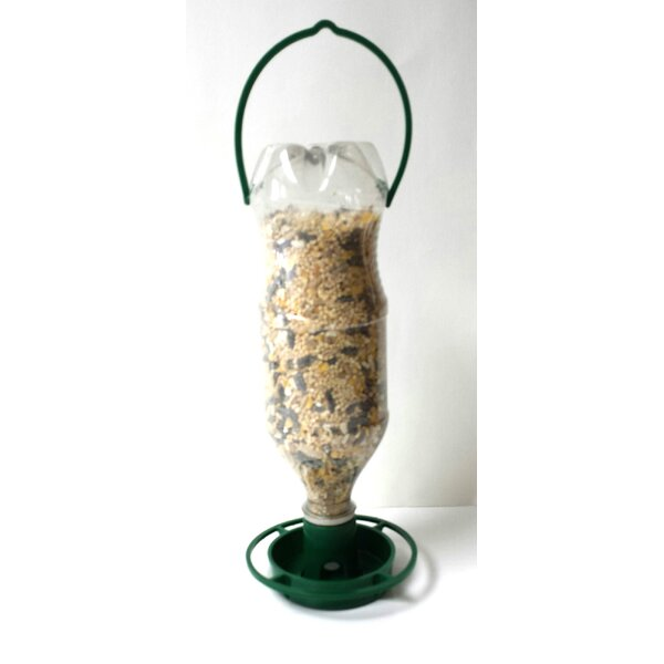 Hanging Soda Bottle Feeder by McNaughton
