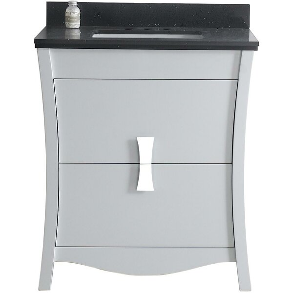 Bow 29.45 Bathroom Vanity by American Imaginations