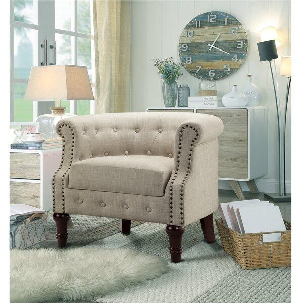 Argenziano Chesterfield Chair by Birch Lane Heritage Birch Lane™ Heritage