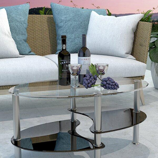 Odette Coffee Table by Ebern Designs