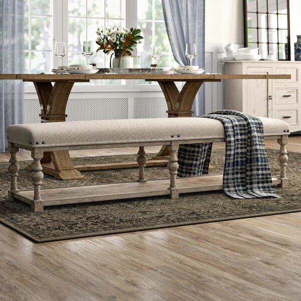 Onida 72-inch Upholstered Storage Bench by Birch Lane Heritage Birch Lane™ Heritage