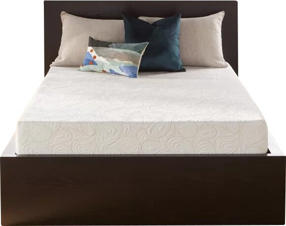 Beautysleep Flex 7 Medium Memory Foam Mattress by Simmons Beautyrest
