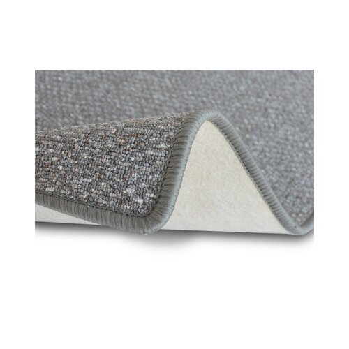 Cohle Tufted Grey Rug Mercury Row Rug Size: Runner 50 x