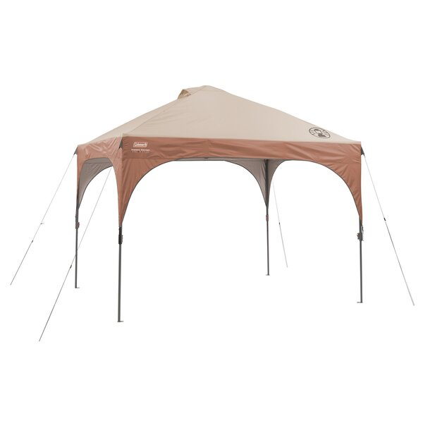 Instant Shade Steel Pop-Up Canopy by Coleman