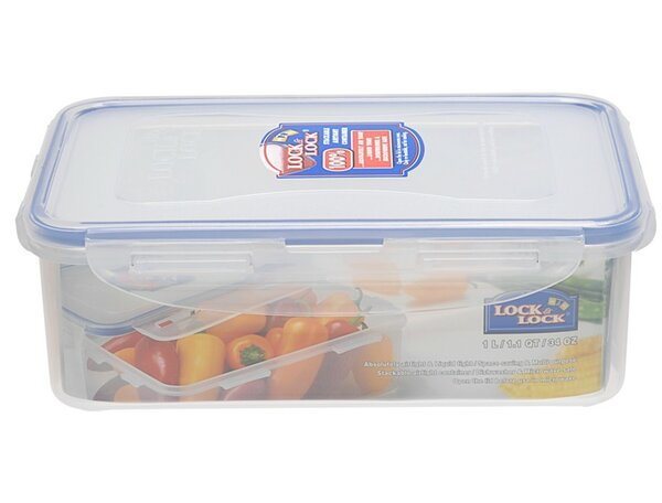 Rectangular 33.6 Oz. Food Storage Container by Lock & Lock