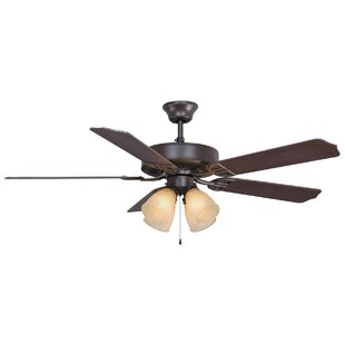 Shop for 52 Builder Series 5-Blade Ceiling Fan By Fanimation
