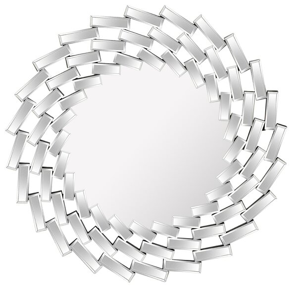 Bolotov Glam Accent Mirror by Orren Ellis