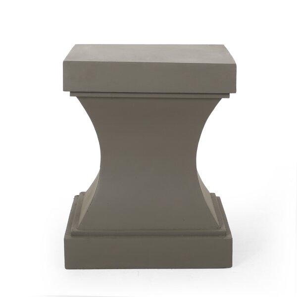 Aberdeen Concrete Side Table