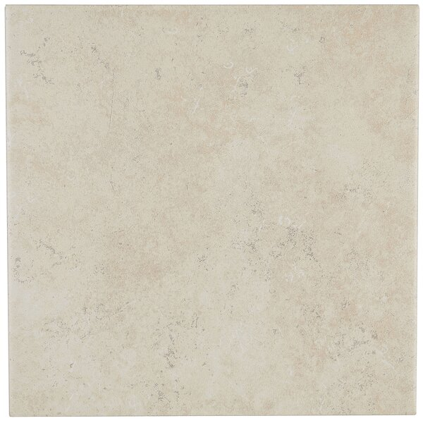 Jacobson 12 x 12 Ceramic Field Tile in Bone by Itona Tile