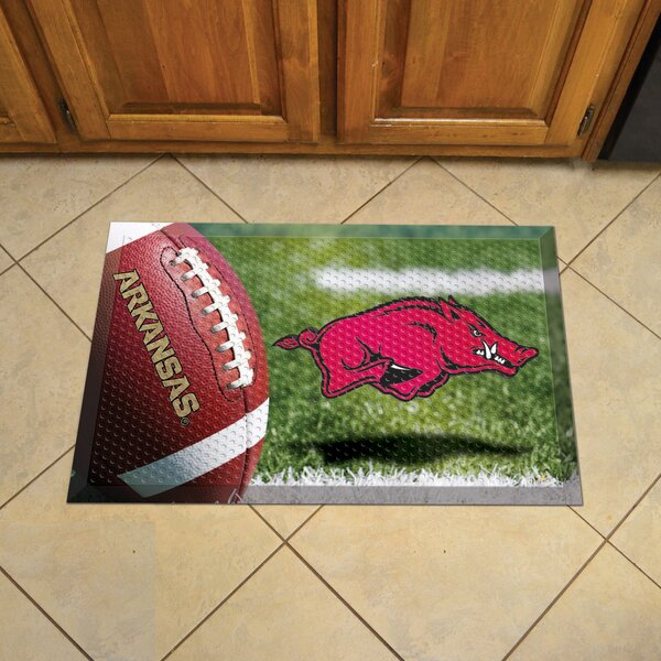 University of Arkansas Doormat by FANMATS