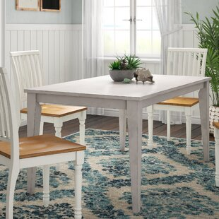 Best Price Rutledge Dining Table ByRosecliff Heights