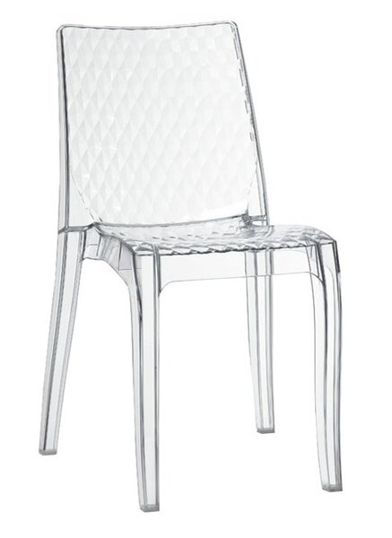 Stacking Dining Side Chair (Set of 2) by Grandsoleil