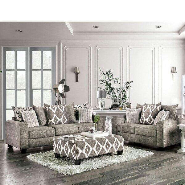 Horner 3 Piece Living Room Set by Red Barrel Studio