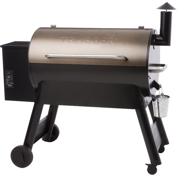 Pro Series 34 Wood Pellet Grill by Traeger Wood-Fi