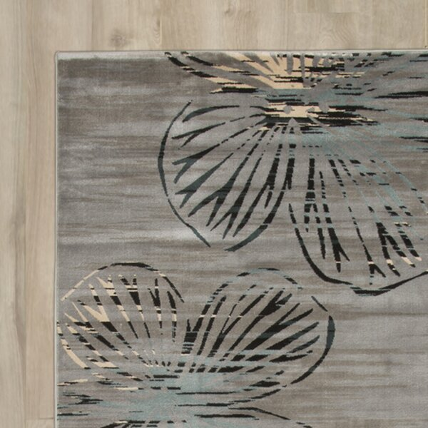 Kessinger Gray Area Rug by Latitude Run