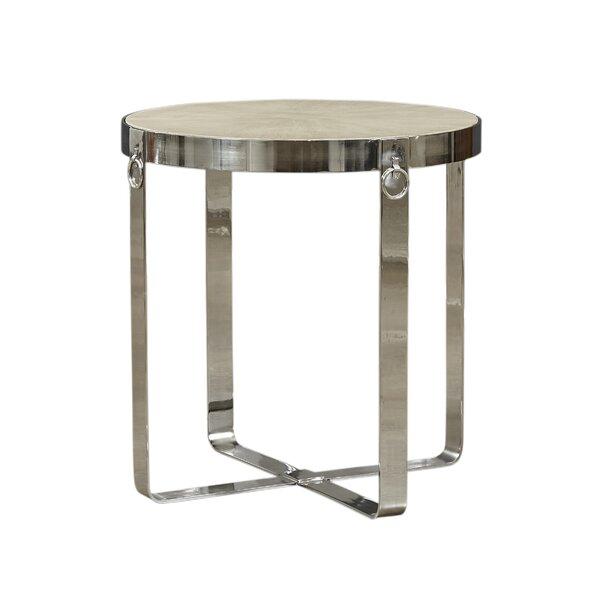 Kattan End Table by Everly Quinn
