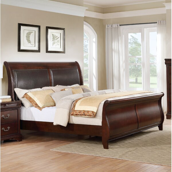 Fenwick Landing Upholstered Storage Standard Bed by Darby Home Co