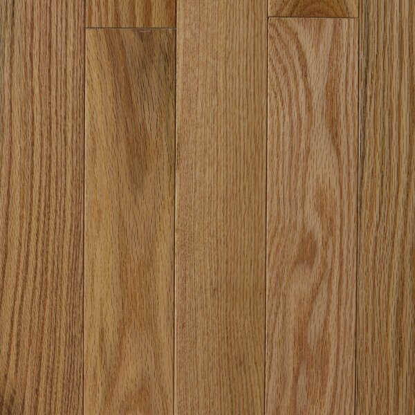 Lake Inari 2-1/4 Solid Oak Hardwood Flooring in Natural by Branton Flooring Collection
