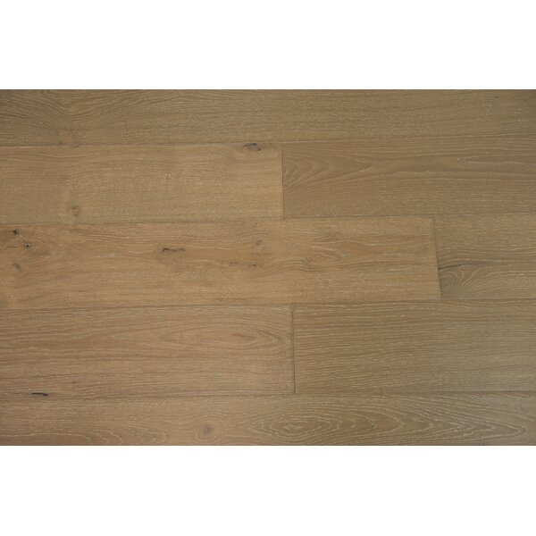 Venice 6-1/2 Engineered Oak Hardwood Flooring in Oat by Branton Flooring Collection