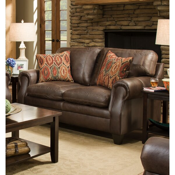 Shop Special Prices In Hepler Loveseat by Alcott Hill by Alcott Hill