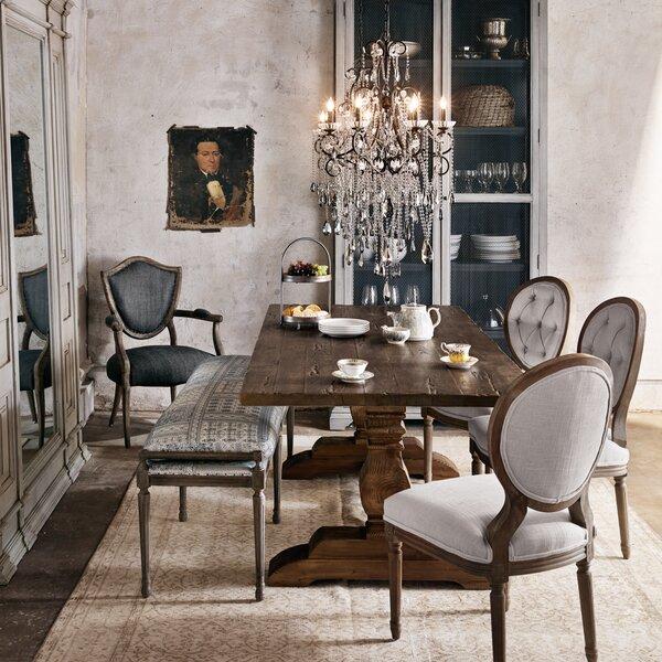 Elliott Dining Table by Mistana