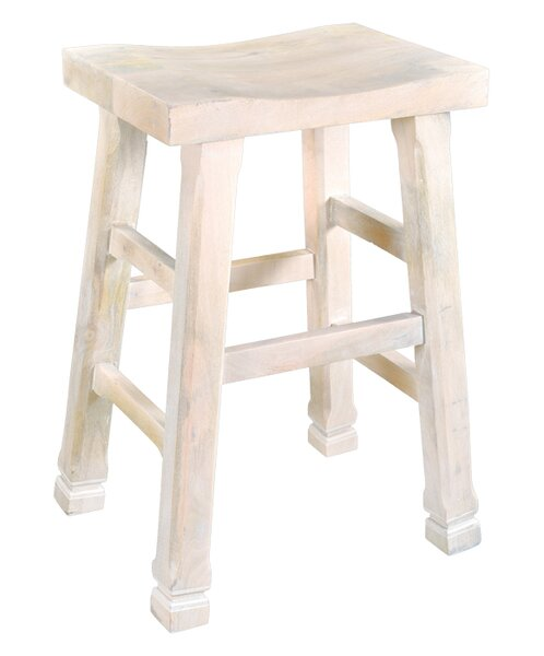Bilbie 30 Bar Stool by Bungalow Rose