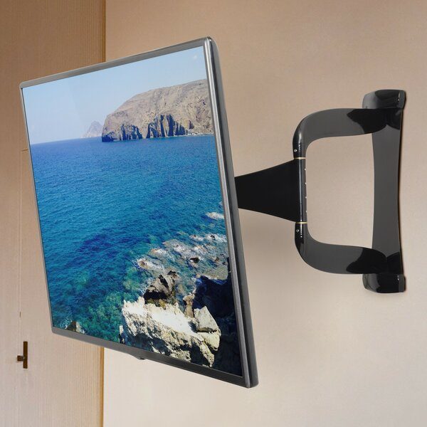 Designer Series™ Ultra Slim Articulating Arm Universal Wall Mount for 32-50 Ultra-Thin Screens by Peerless-AV