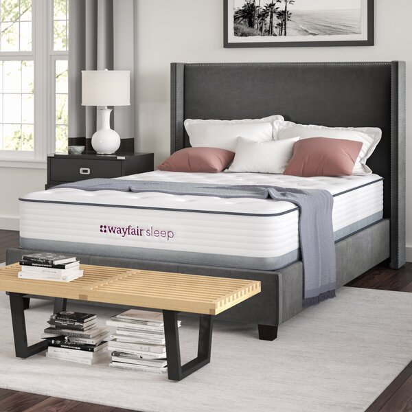 Wayfair Sleep 14 inch Plush Hybrid Mattress by Wayfair Sleep™