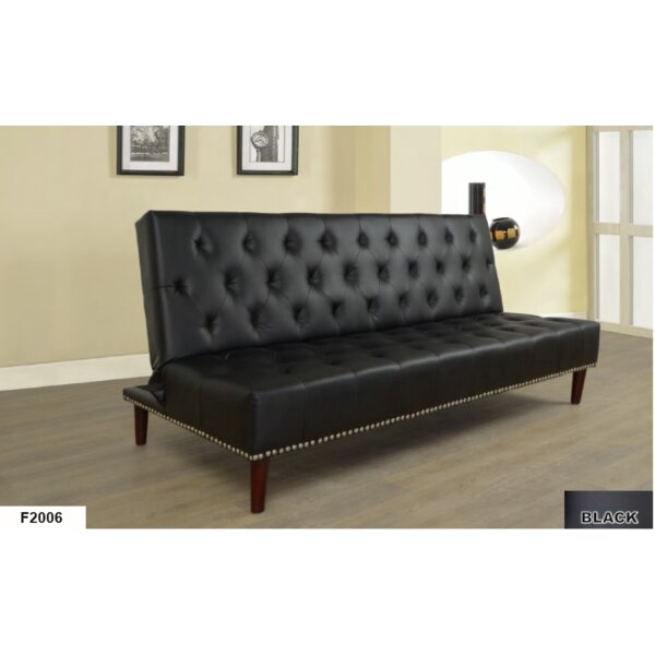 Bliss Simple Convertible Sofa by Latitude Run