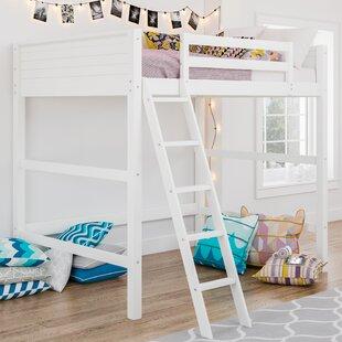 Savings Botolph Full Loft Bed ByMack & Milo