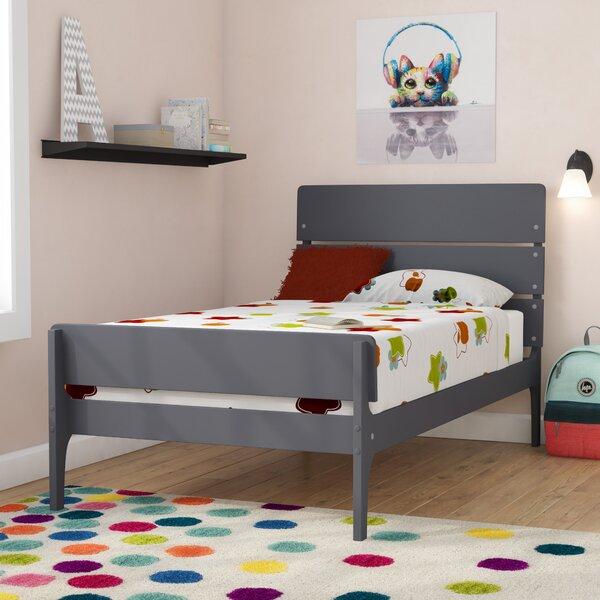 La Jara Twin Platform Bed By Mack & Milo Spacial Price