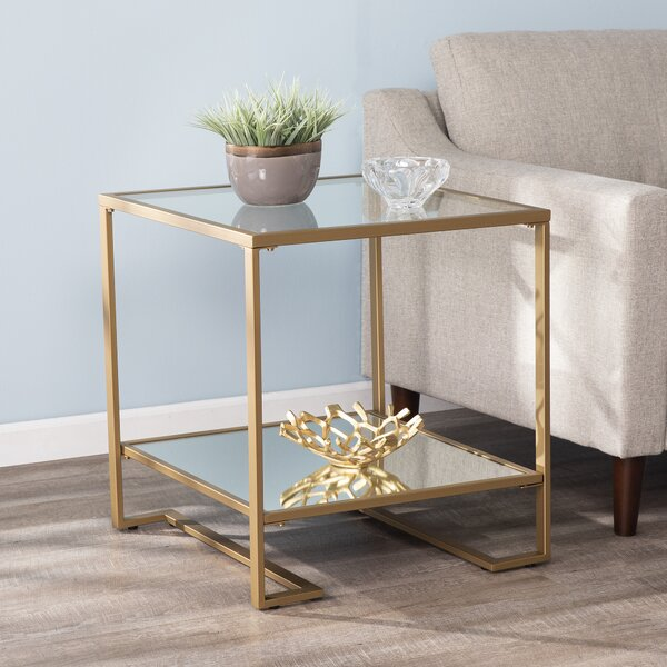 Denice End Table By Willa Arlo Interiors