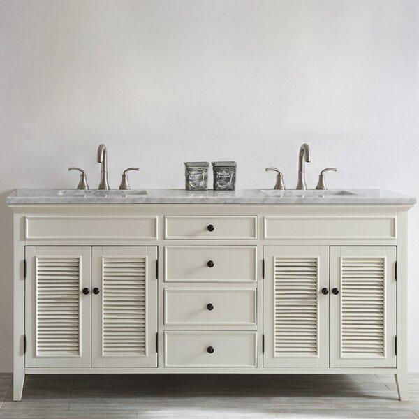 bathroom sink cabinets white.  Bathroom Vanities You ll Love Wayfair