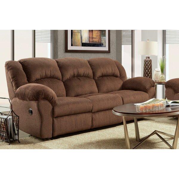 Pfarr Reclinnig Sofa by Winston Porter