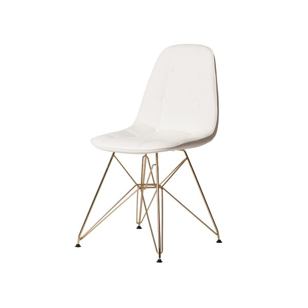 Lamptrai Upholstered Dining Chair by Wrought Studio