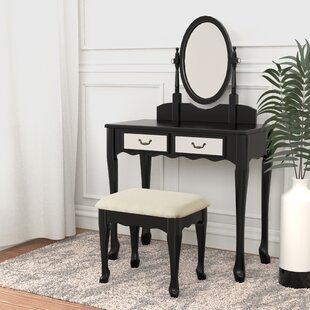 Mirror Makeup Vanities Youu0027ll Love | Wayfair