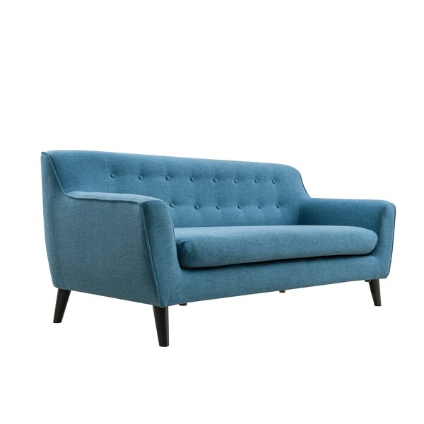 Top Design Cassity Modern Sofa by George Oliver by George Oliver