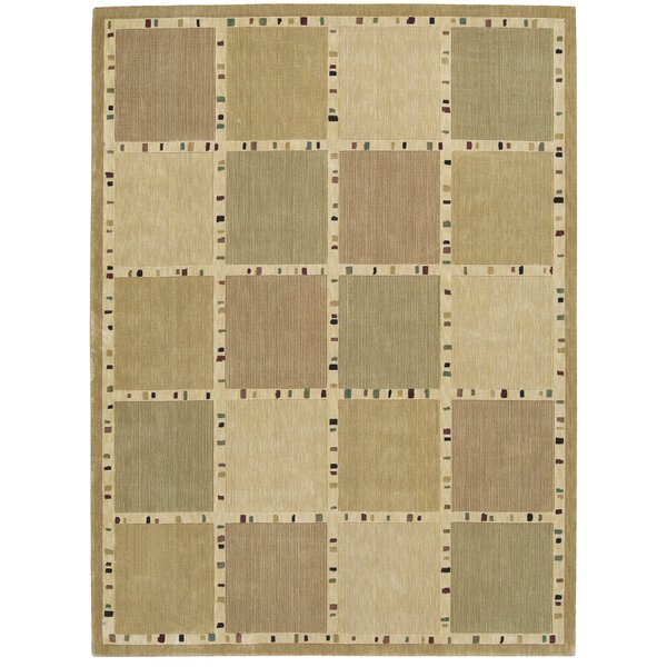 Pinellas Beige Area Rug by Bloomsbury Market