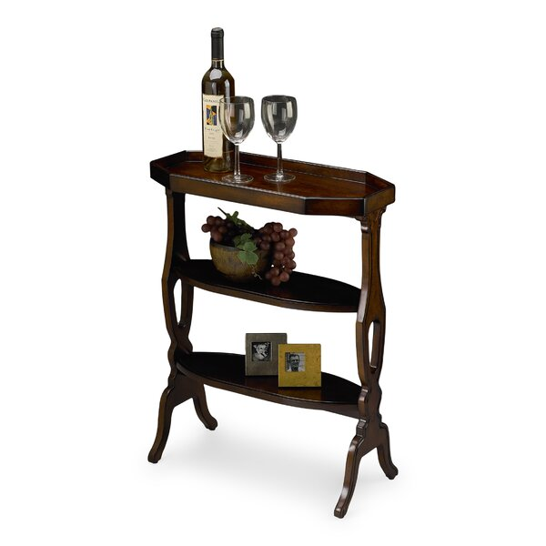 Seaton End Table With Storage By Alcott Hill