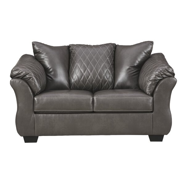 Home & Outdoor Buhl Loveseat