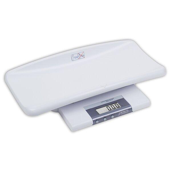 Digital Portable Pediatric Scale by Detecto