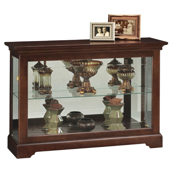 Breazeale Curio Cabinet by Darby Home Co