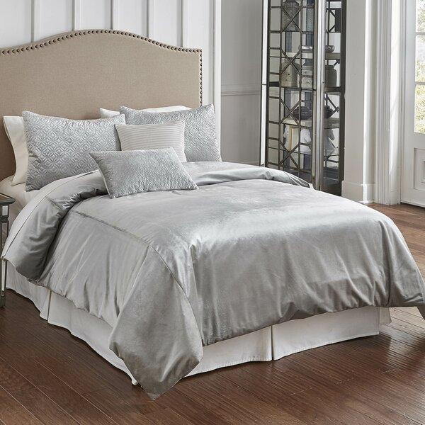 Thibault Velvet Comforter Set