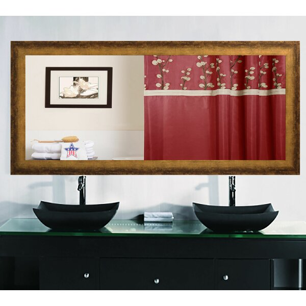 Dostie Bathroom/Vanity Mirror by Bloomsbury Market