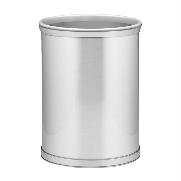 Crespo 3.25 Gallon Waste Basket by Mercer41