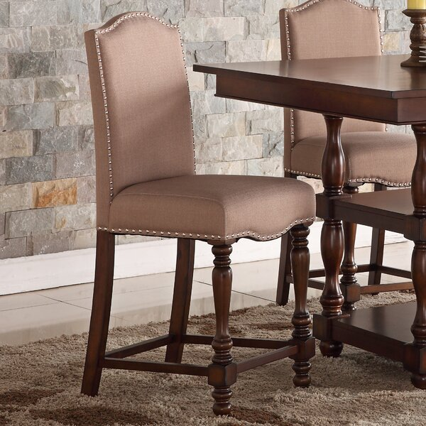 Tabatha Bar Stool (Set of 2) by Darby Home Co