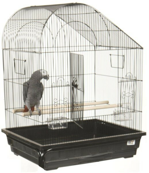 Slant Top Small  Bird Cage by A&E Cage Co.