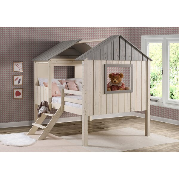 Schlenker House Full Bunk and Loft Configurations Bed by Zoomie Kids