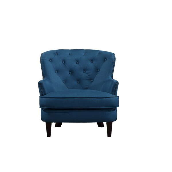 Collingdale Armchair by Charlton Home Charlton Home