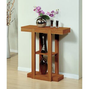 Chaucer Well Designed Contemporary Console Table by Winston Porter